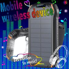 【Soxono】26800mAhモバイルバッテリー